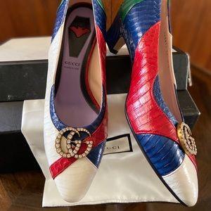Genuine Gucci brand new heels size 7.5-8